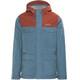 Columbia Colburn Crest Miehet takki , punainen/sininen